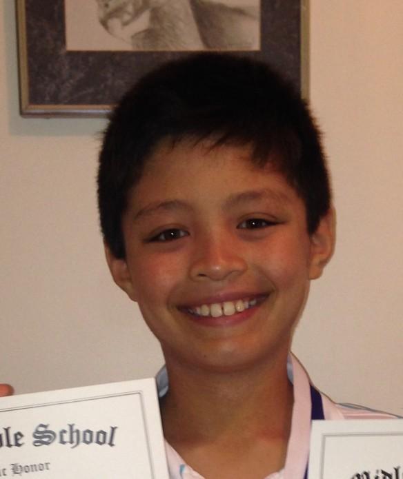 6/12/15 last day of 6th grade